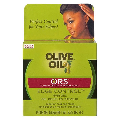 ORS Organic Root Hair Gel, Edge Control, 2.25oz 632169111763S318