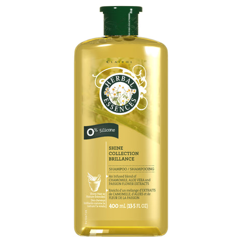 Herbal Essences Shampoo, Shine Collection, 13.5oz 381519180743G423
