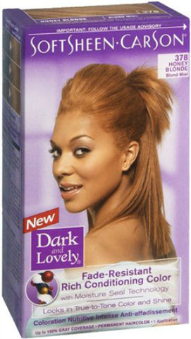 SoftSheen-Carson Dark & Lovely, Honey Blonde, 1ct 072790003783S432