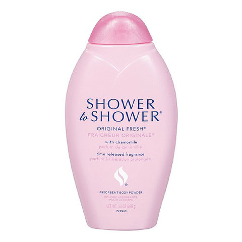 Shower to Shower Powder, Original Fresh, 13oz 301875451134A300