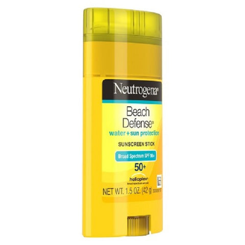 Neutrogena Beach Defense Stick, SPF50+, 1.5oz 086800872757A779