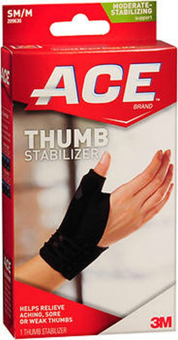 Ace Thumb Stabilizer, Small/Medium, Moderate, 1ct 051131211803A1149