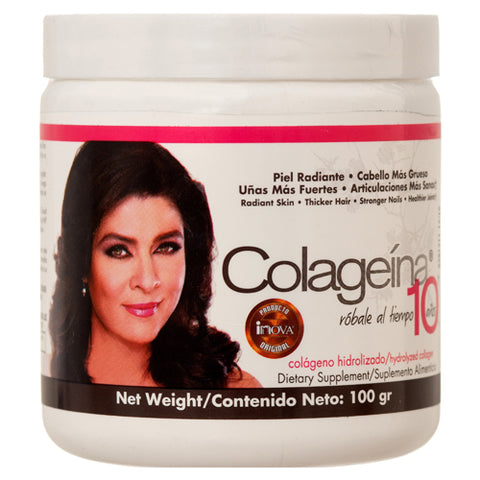 Colageina 10 Powder, Orange, 100grams 897666001201A819