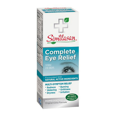 Similasan Complete Eye Relief, Drops, 0.33oz 094841300603S571