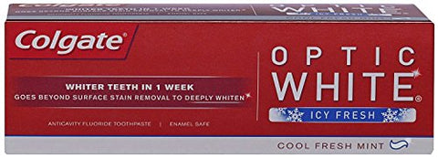 Colgate Optic White Toothpaste, 5oz 035000763792S358