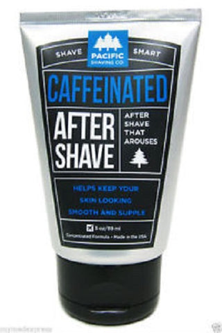Pacific Shaving Company Caffeinated Aftershave, 3oz 186356000175S398