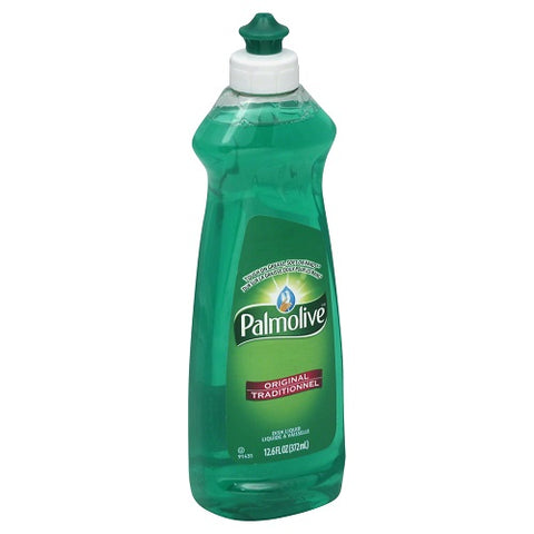Palmolive Original Dishwashing Liquid, 12.6oz 035000464132S106