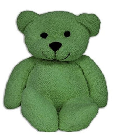 Thermal-Aid Heating & Cooling Bear, Green, 1ct 812249010609S1153