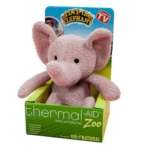Thermal-Aid Heating & Cooling Zoo Elephant, 1ct 812249012542S1153