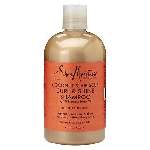 Coconut & Hibiscus Curl & Shine Conditioner, 13oz 764302290209S785