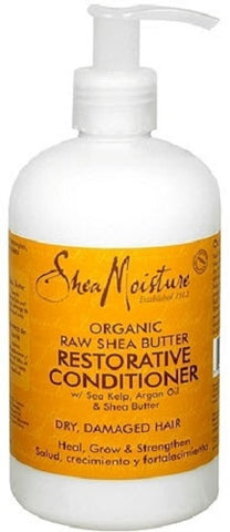 Organic Raw Shea Butter Restorative Conditioner, 13oz 764302280217S825