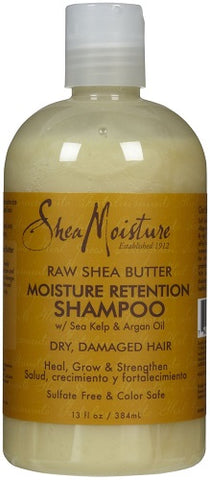 Raw Shea Butter Moisture Retention Shampoo, 13oz 764302280200S785