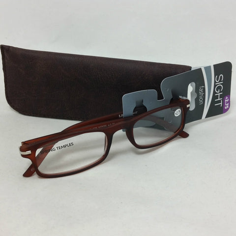Sight Fashion Eyeglasses w/Sleeve, +2.75, 1ct 037435415482A350