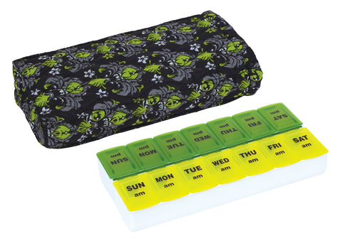Apex Pill Organizer w/Sleeve, AM/PM, 1ct 076855701102A342
