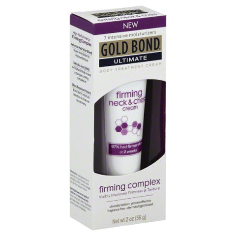 Gold Bond Firming Complex, Neck/Chest, 2oz 041167043202A742
