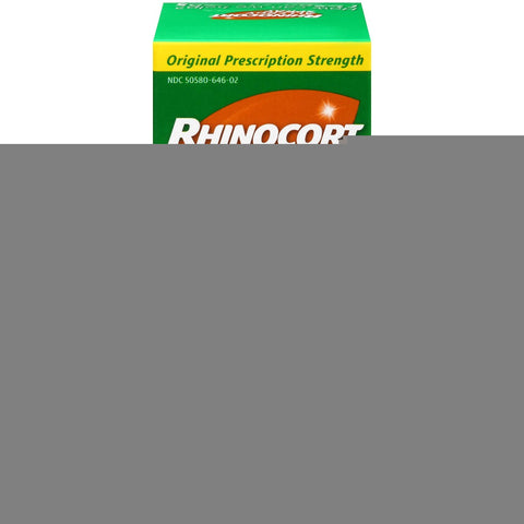Rhinocort Allergy Spray, 32mcg, 120 Sprays 300450646125J1624