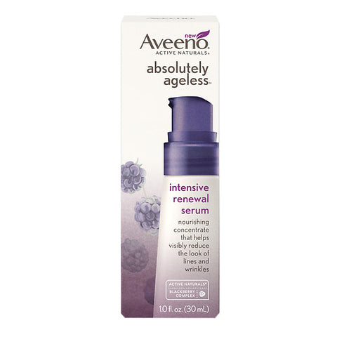 Aveeno Absolutely Ageless Renewal, Blackberry, 1oz 381371163809T1313