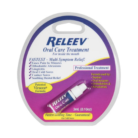 Releev Oral Care Treatment, 0.1oz 643689419338A1034
