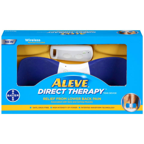 Aleve Direct Therapy Tens Device, Wireless, 1ct 325866565044A3465