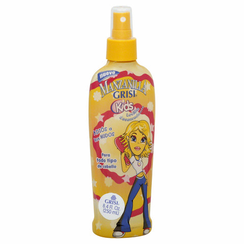 Grisi Chamomile Kids Hair Detangling Spray, 8.4oz 037836080111S137