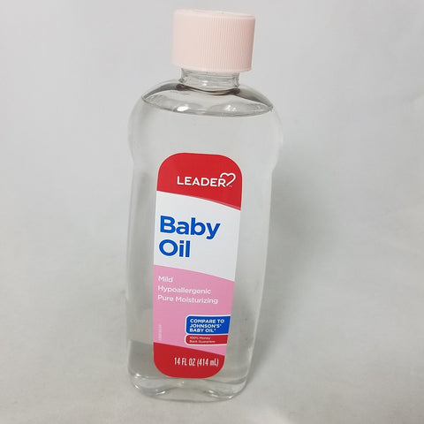 Leader Baby Oil, 414ml 096295129021A181