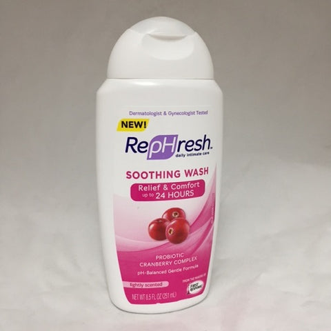 RepHresh Wash Probiotic Cranberry Complex, 8.5oz 022600000969J313