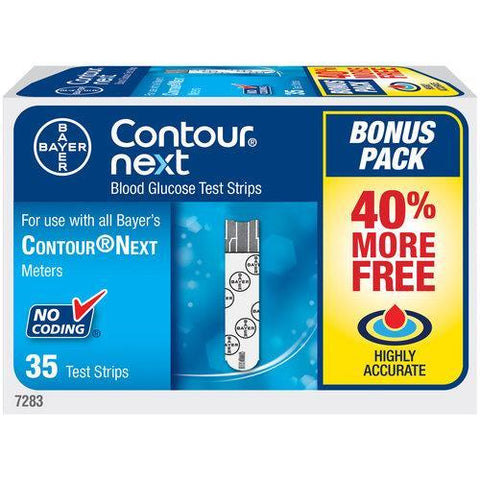 Contour Next Test Strips, 35ct 301937277351S1499