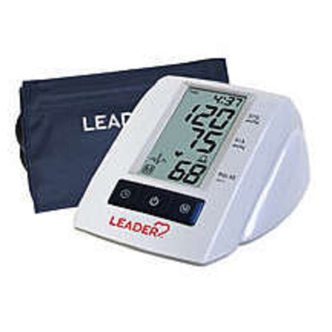 Leader Automatic Blood Pressure Monitor Upper Arm, 1ct 096295129281S2953