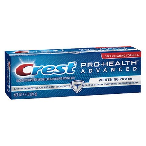 Crest Pro-Health Toothpaste, Whitening Power, 3.5oz 037000976523S307