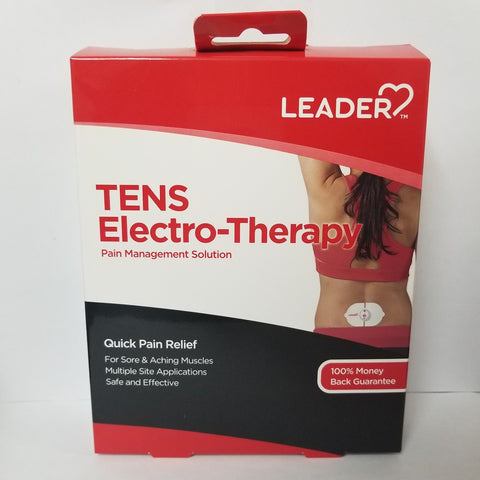 Leader Tens Electro Therapy Kit, 1ct 096295130379A1284