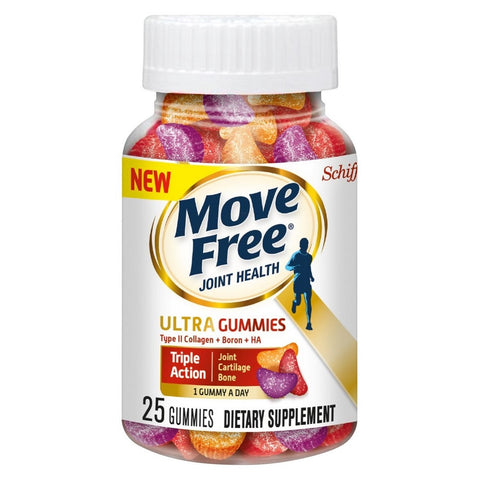 Schiff Move Free Joint Health Ultra Gummies, 25ct 020525964175A1656