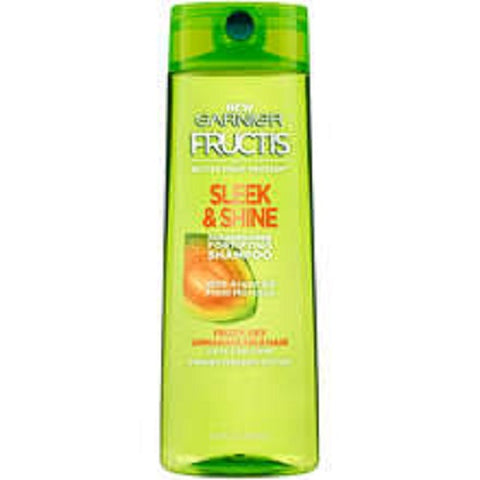 Garnier Fructis Sleek & Shine Shampoo, 12.5oz 603084491254S292