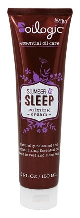 Oilogic Slumber & Sleep Calming Cream, 5oz 859767005021F600