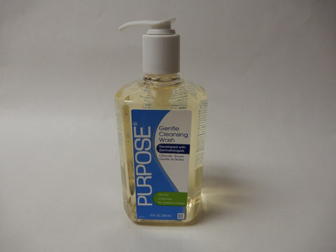 Purpose Gentle Cleansing Wash w/Pump, 12oz 301875507121A606