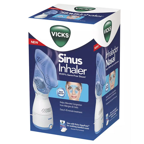 Vicks Personal Steam Inhaler VIH200, 1ct 328785502008T3360