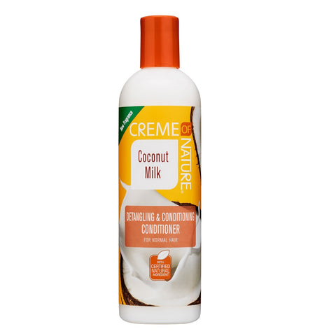 Cream of Nature Detangle & Condition Conditioner, 12oz 075724219281A291
