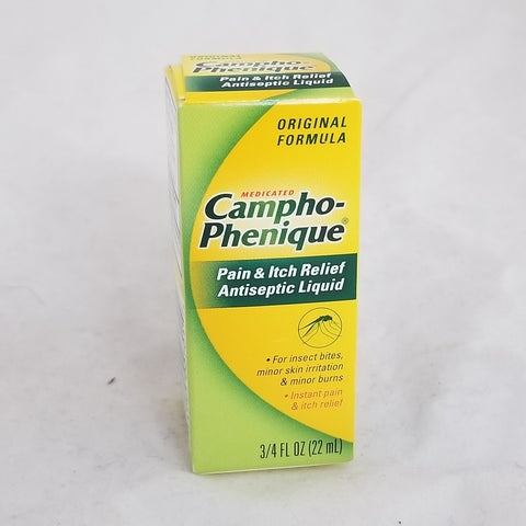 Campho-Phenique Liquid, 22ml 854995007014S266