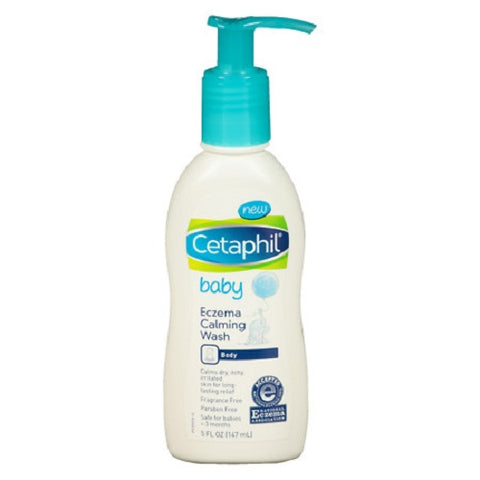Cetaphil Baby Eczema Calming Wash, 5oz 302993936558G642