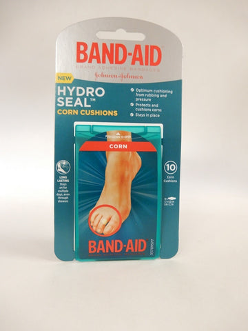 Band-Aid Hydro Seal Corn Cushions, 10ct 381371175505A300