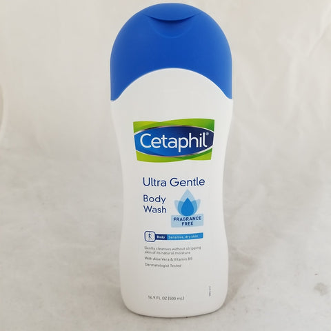 Cetaphil Ultra Gentle Body Wash, 16.9oz 302993938163A500