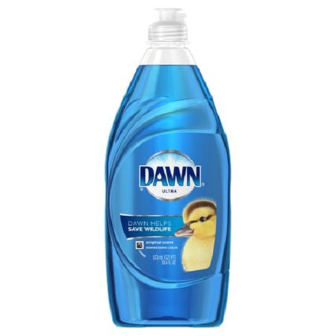 Dawn Ultra Liquid, 19.4oz, Original 037000973058C281