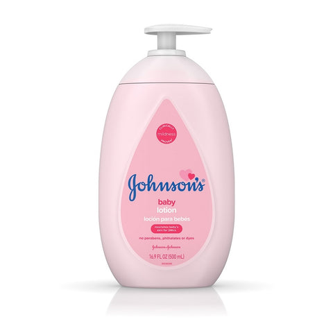 Johnson's Baby Lotion, 16.9oz 381371175604A311