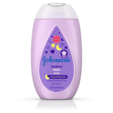 Johnson's Bedtime Lotion, 13.6oz 381371174614A426