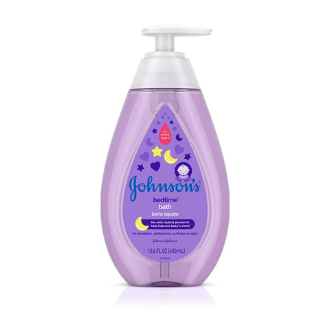 Johnson's Bedtime Bath, 13.6oz 381371174744A433