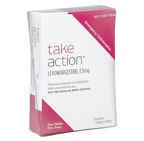 Foundation Take Action, Tablets, 1.5mg, 1ct. 369536200880C2473