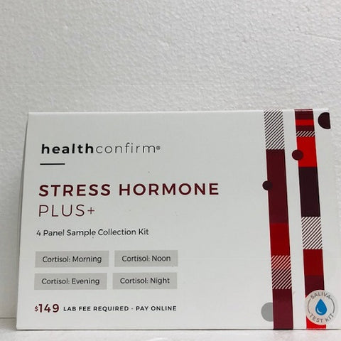 Health Confirm Stress Hormone Plus Kit 856464008041C802