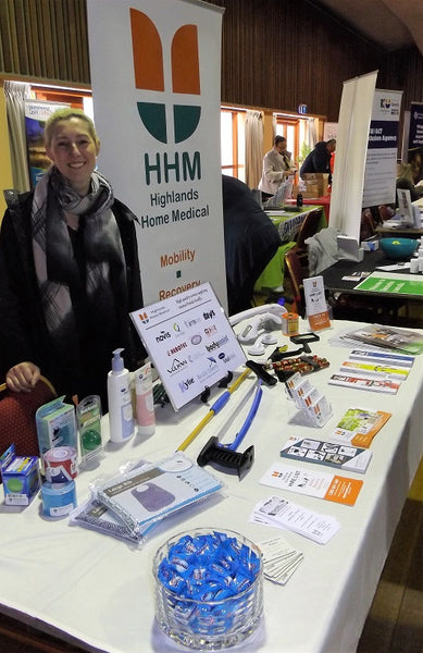 HHM Exhibiting at the 2018 Wingecarribee Community Services Expo