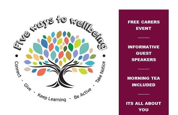 Five Ways to Wellbeing Conference Mittagong