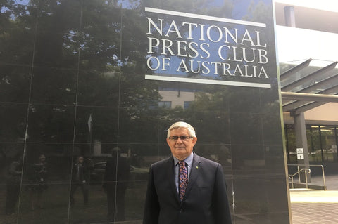Ken Wyatt National Press Club