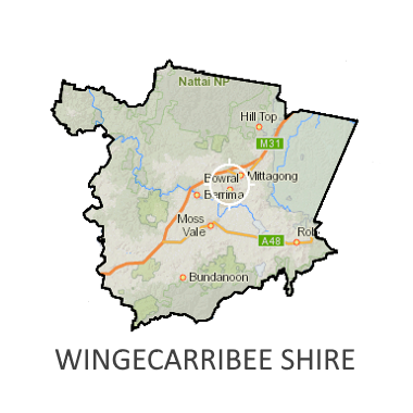 Wingecarribee Shire